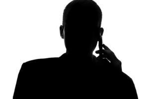 анонимный звонок