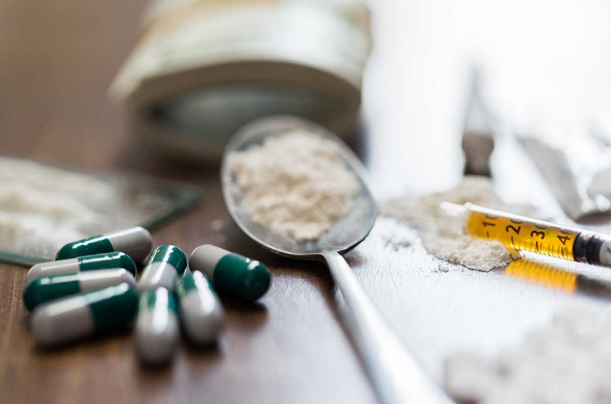 инъекционные наркотики